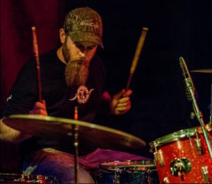 SF Bay Area Drummer Justin Markovits of Mean Faces