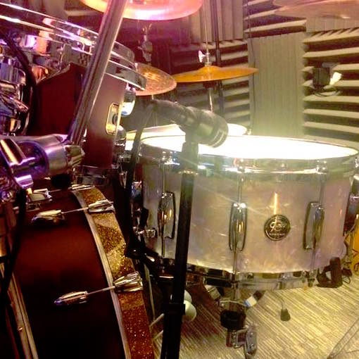 Fellow Mike's Lessons student Simon Stewart's kit - Use Reputation, Musicianship & Brand to Get Gigs