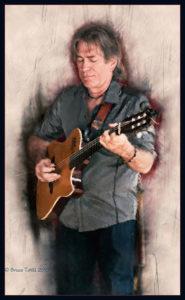 "John ""Kiko"" Carney, Guitarist Gato Maximo"