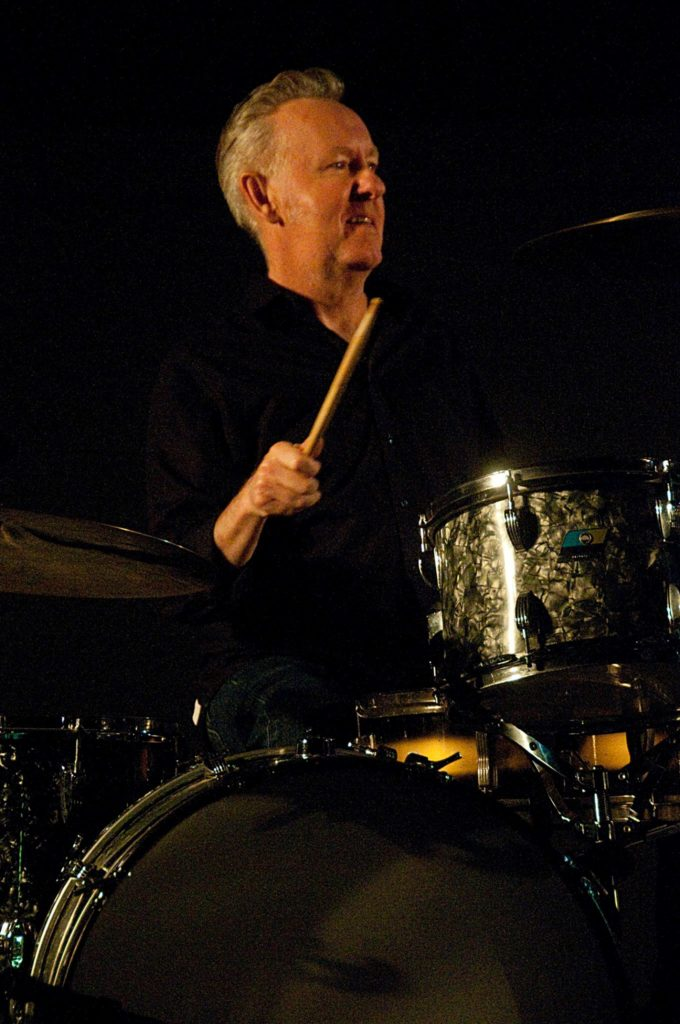 George Brandau, Super Connector, Drummer for Chrome Deluxe