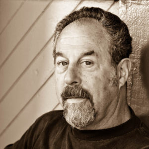 Mark Wenner, Founding Member of The Nighthawks, Blues, Harmonica, Singer | Photo by Linda Parker