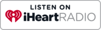 Listen On iHeartRadio badge