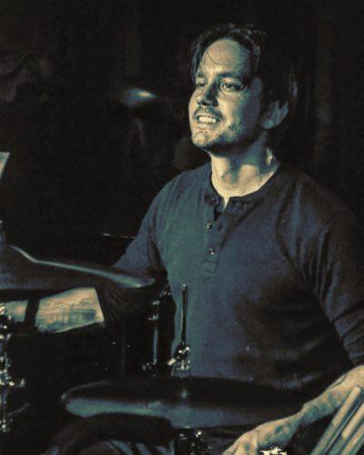 Mike Dawson, Freelance Drummer, Managing Editor at Modern Drummer Magazine, Co Host of The Modern Drummer Podcast @mikedawsondrums