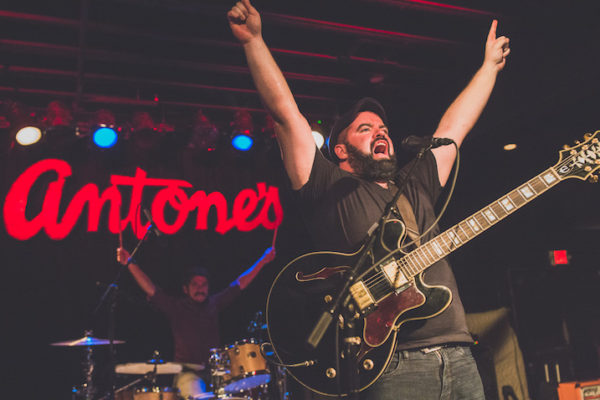 Brian Wolff, Fair City Fire, Singer, Guitar, Tourging, Say it Loud Podcast, Shake Your Bones