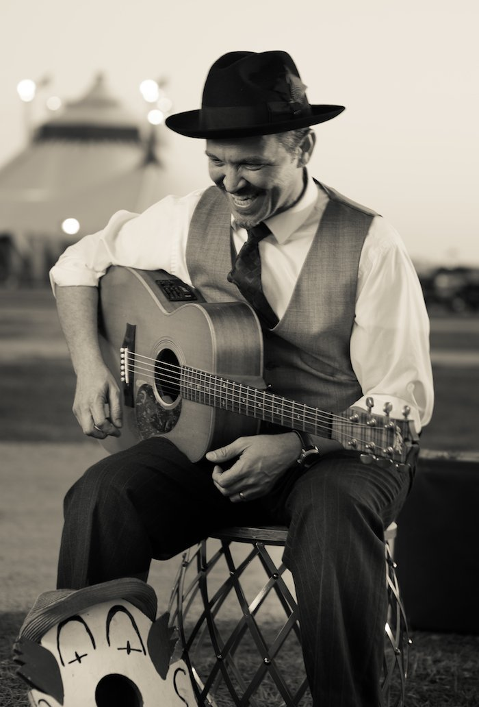Dean Johanesen, Circus Swing, Songwriter Festivals, Music Teacher, 24 Hour Men