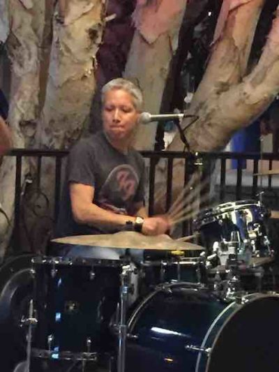 Robonzo, Drummer, Vocalist, Unstarving Musician's Podcast, The Unstarving Musician's Guide to Getting Paid Gigs