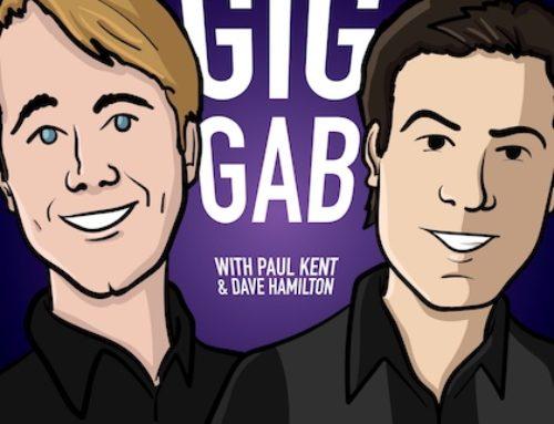 Gig Gab Podcast Interviews Roberto