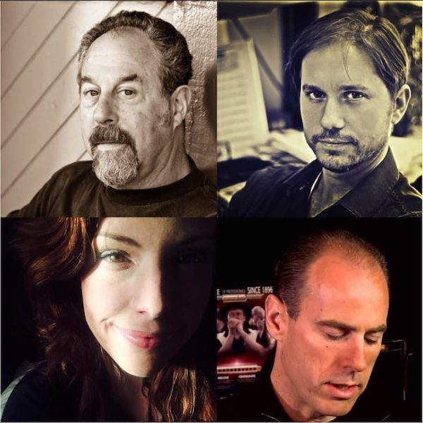 Unstarving Musician Episode 100, Featuring Mark Wenner of the Nighthawks, Mike Dawson of Modern Drummer Magazine, Vocalist Lisa Leuschner Andersen, David Barrett of Blues Harmonica