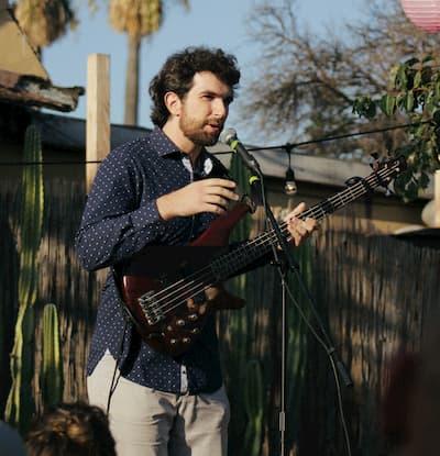 Johnnie Gilmore, Bassist, Songwriter, Virtuoso Musician