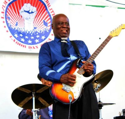 Brian Young - Blues guitarist, singer songwriter